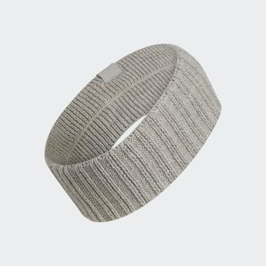 Women's Running Grey Holiday Shine Headband
