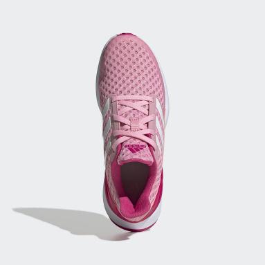 Kids Running Pink RapidaRun Shoes