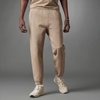 Pantalon de survêtement Blue Version Essentials Marron Hommes Originals