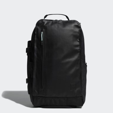 Men Golf Black Go-To Recycled Content Backpack