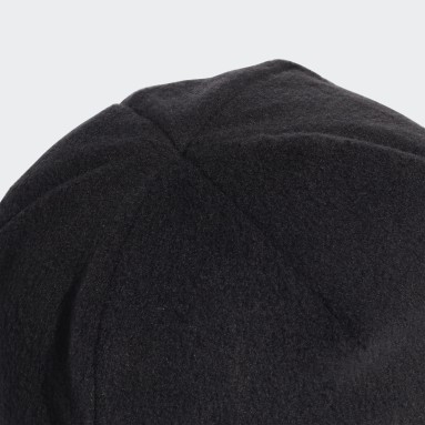 Training Black Fleece Beanie