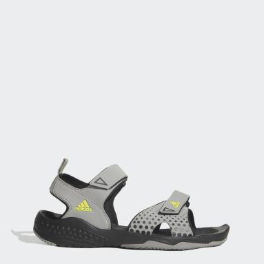 Men TERREX Brown Adi Rambler Sandals