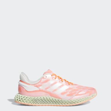 adidas 4D Run 1.0 Sko Rosa