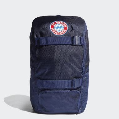 FC Bayern ID Ryggsekk Blå