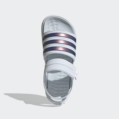 Swimming Blue Duramo SL Sandals