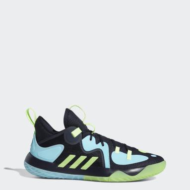 Basketbal blauw Harden Stepback 2.0 Schoenen