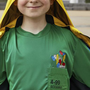 Kids Training Green adidas x Classic LEGO® Tee