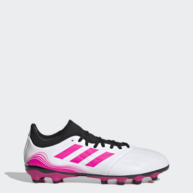 Fußball Copa Sense.3 MG Fußballschuh Weiß