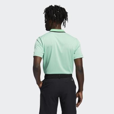Heren Golf Groen Equipment Primegreen Poloshirt