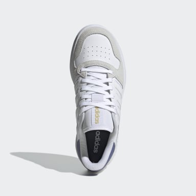 Scarpe Breaknet Plus Bianco Donna Sportswear