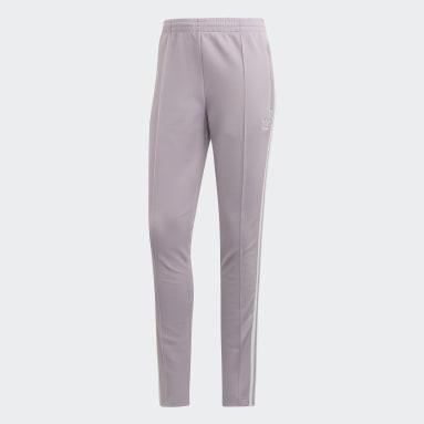 Pants SST Track Violeta Mujer Originals