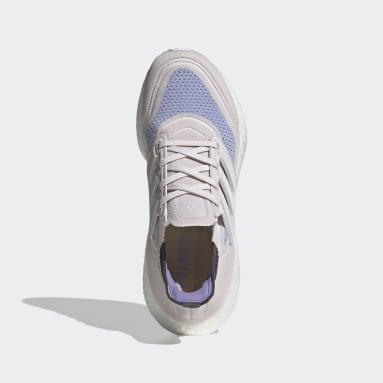 Dames Hardlopen Roze Ultraboost 21 Schoenen