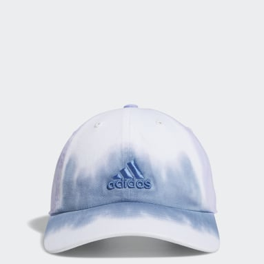Women's Training Blue Relaxed Colorwash Hat