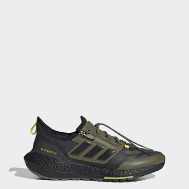 Mænd Løb Grøn Ultraboost 21 GORE-TEX sko