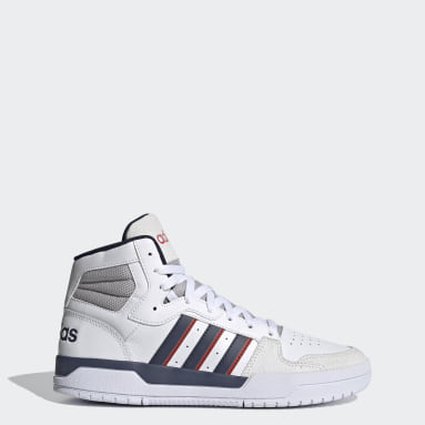 Men Sportswear White Entrap Mid Shoes