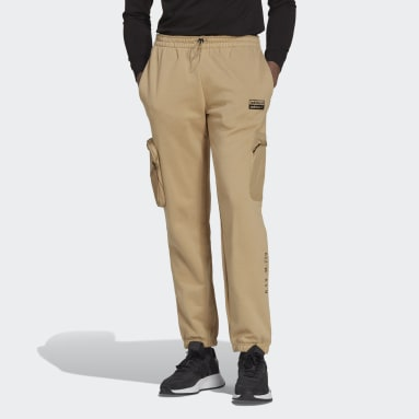 Herr Originals Beige R.Y.V. Cuffed Sweat Pants