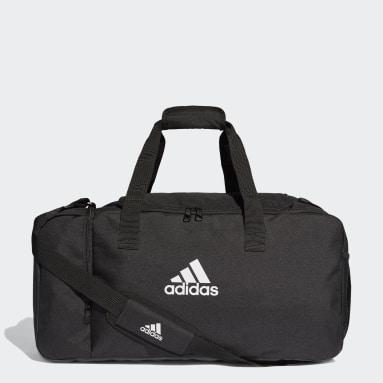 Mochila para entrenamiento mediana Tiro (UNISEX) Negro Fútbol