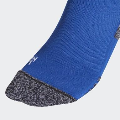 Voetbal Blauw Adi 21 Sokken