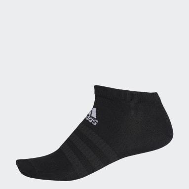 Training Black Low-Cut Socks