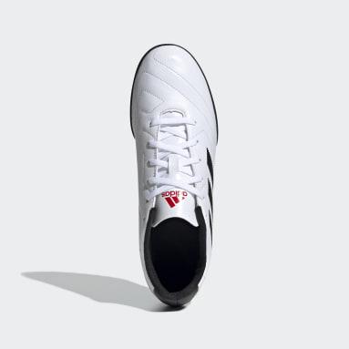 Chimpunes Goletto VII Césped Artificial Blanco Hombre Fútbol