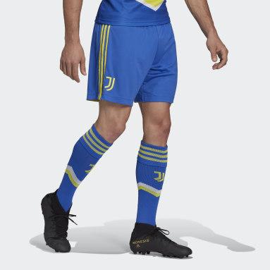 Football Blue Juventus 21/22 Third Shorts
