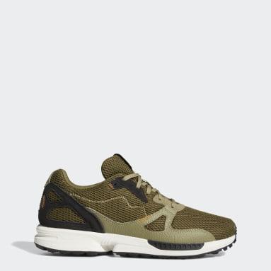 Golf Green Adicross ZX Primeblue Spikeless Golf Shoes