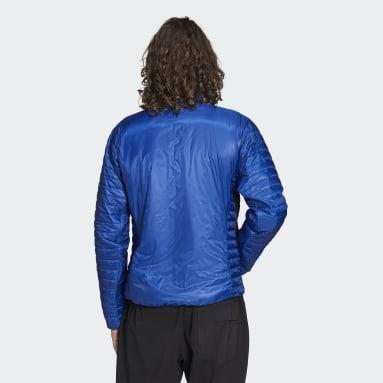 Men TERREX Blue Terrex Techrock Primaloft Jacket