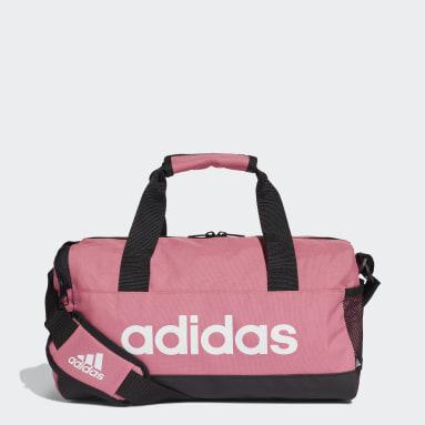 Bolsa de viaje extrapequeña Essentials Logo Rosa Sportswear