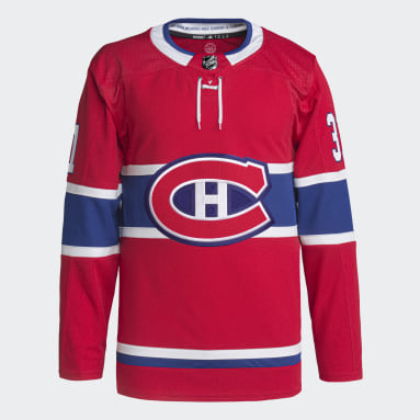 Men Hockey Red Canadiens Price Home Authentic Jersey