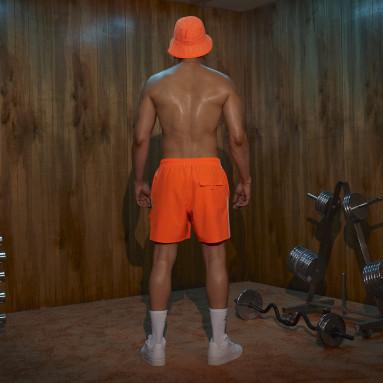 Slip de bain IVY PARK Orange Hommes Originals