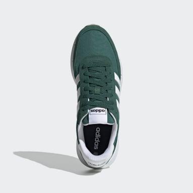 Tenis Run 60s 2.0 Verde Hombre Diseño Deportivo