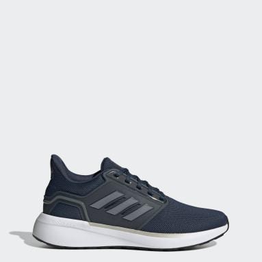 Chaussure EQ19 Run Bleu Running
