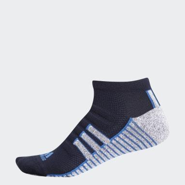 Men Golf Blue Climacool Tour360 Ankle Socks