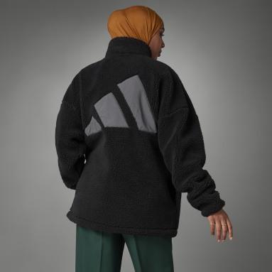 Sportswear Black Winterized Jacket