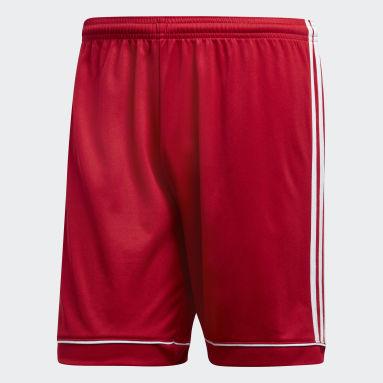 Short Squadra 17 Rosso Uomo Fitness & Training