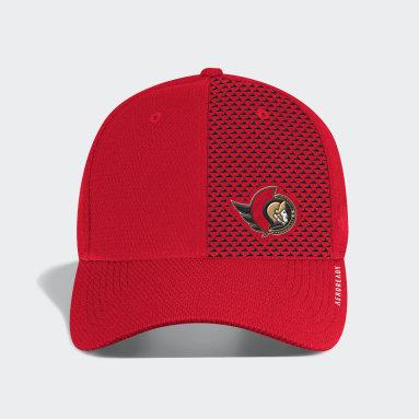 Men Hockey Multi Senators Structured Stretch Cap
