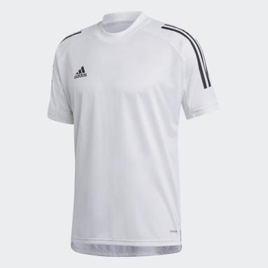 Camiseta de Entrenamiento Condivo 20 Blanco Hombre Fútbol