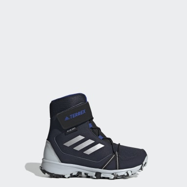 синий Ботинки TERREX Snow CF CP CW