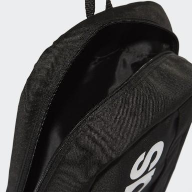 Winter Sports Black Linear Core Crossbody Bag