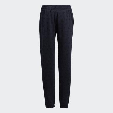 Lil Stripe Pants Niebieski