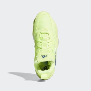 Men's Originals Yellow Crazy BYW X 2.0 Shoes