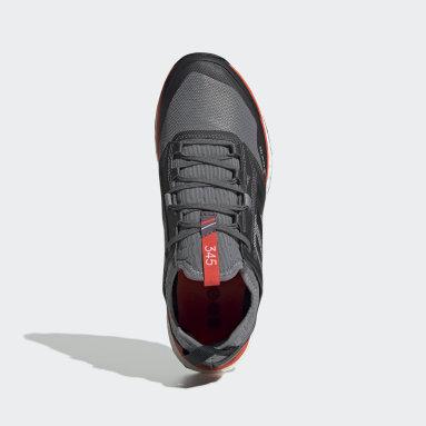 Men TERREX Grey Terrex Agravic XT GTX Shoes