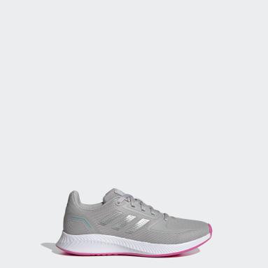 เด็ก วิ่ง สีเทา รองเท้า Runfalcon 2.0