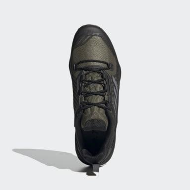 Zapatillas de Senderismo Terrex Swift R3 Verde Hombre TERREX