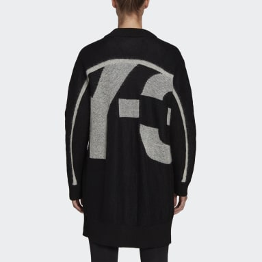 W CL SH KNT CDG Negro Mujer Y-3