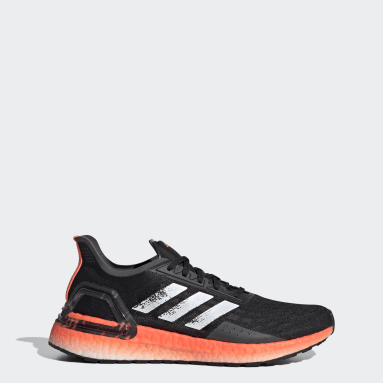 Women Running Black Ultraboost PB Shoes