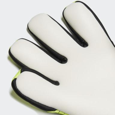 желтый Вратарские перчатки X League
