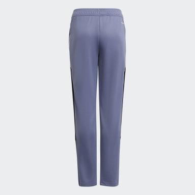 Pantalon de survêtement Tiro Violet Filles Football