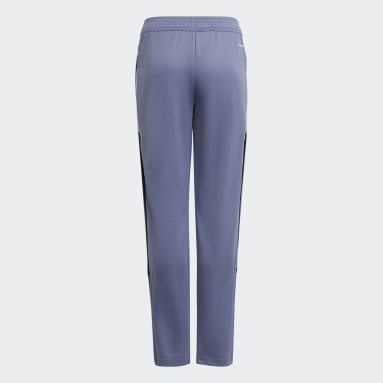 Youth Soccer Purple Tiro Track Pants