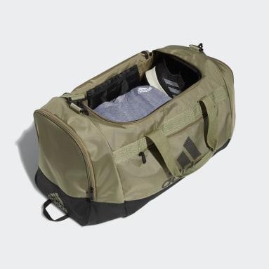 Training Green Defender Duffel Bag Medium